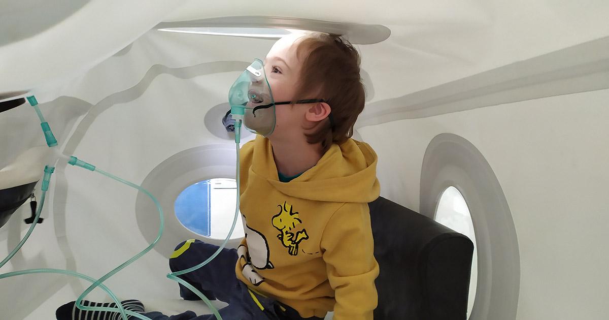 Tlenoterapia jako innowacyjne metody terapii
